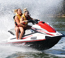 Explore Pumicestone Passage, see the wildlife  and enjoy the beauty of the Sunshine Coast with Caloundra Jet Ski tours.